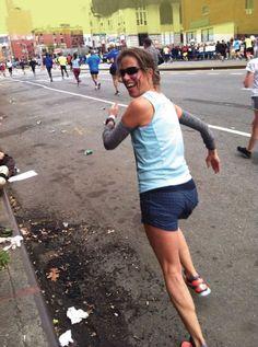 Sally is an inspiring leader. Love this NY marathon recap!  #sisterheroes @oiselle