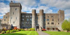 A Castle Once Owned by Guinness Now Houses An Underground Wine Tunnel   VinePair