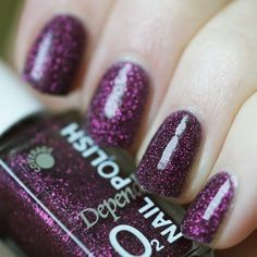 Depend - 5032 Make a Wish (with topcoat)
