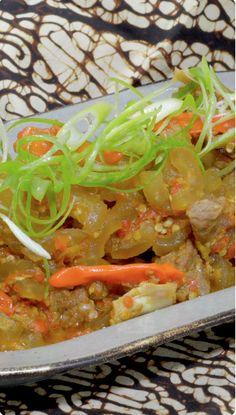 Korean Street Food, Asian Recipes, Ethnic Recipes, Indonesian Food, Diy Food, Food Videos, Food To Make, Chicken Recipes, Dinner Recipes