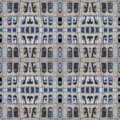 Symmetrie und Wiederholung ist für mich eine wiederkehrendes Thema, hier an der Fassade des Grossmünsters ausgelebt, Version ohne Korrektur der Geometrie; #architecture #city #urban #lifestyle #design #art  #artwork #stilllife #sculpture #funny pictures #photoshopping #wallpaper #seperate #reality