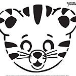 Daniel Tiger Pumpkin Carving Template (and other PBS Kids templates)
