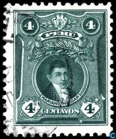 Peru - Mariano Melgar 1924