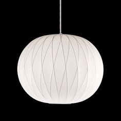 for the sewing/office room? Ball Criss Cross Lamp, Lamps & George Nelson Bubble Lamps   YLighting