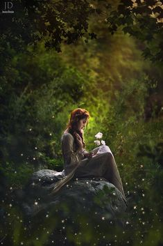 """""""The world is full of magic things, patiently waiting for our senses to grow sharper. Yeats Enchanted Woods by Jessica Drossin on Foto Fantasy, Fantasy Magic, Fantasy World, Fantasy Art, Woods Photography, Fantasy Photography, Creative Photography, Portrait Photography, Images Esthétiques"""