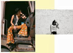 Bat Country – Lisp the Label # bell bottoms # boho # rock # summer