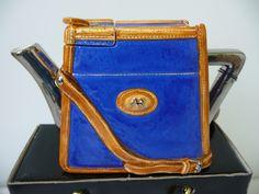 Annie Rowe Handbag Teapot - Monte Carlo   eBay