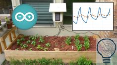 Arduino Garden Controller - Automatic Watering and Data Logging by Grady Hillhouse