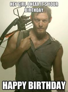 walking dead birthday quotes - Google Search