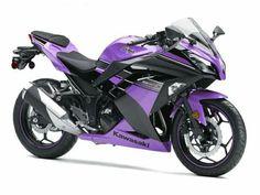I love this bike!!! #KawasakiNinja