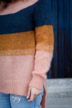 Kajsas sweater MySize – Vaskavullaknit