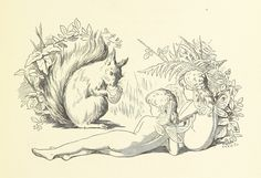 Image taken from page 51 of 'Three Sunsets, and other poems ... With twelve fairy-fancies by E. Gertrude Thomson' | by The British Library