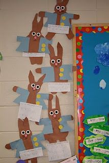 Peter Rabbit- spring literacy/math center ideas as well. (Check out the butterfly counting one)