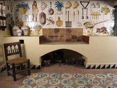 azulejos para cocinas rsticas x
