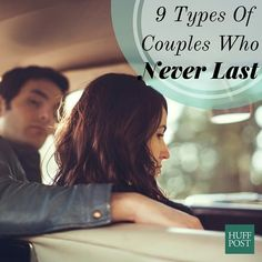 9 types of couples who are destined to divorce