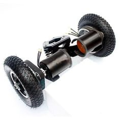 Electric Off Road Skateboard Conversion Kit Brushless Motor SEE PRICE This item is for DIY electric off road skateboard. This conversion kit use off road tyres, and they are pneumatic tyres, have good condition on uneven road. This kit use motor, it is Solar Energy For Home, Solar Energy Projects, Diy Electric Skateboard, Longboard Trucks, Electric Car Conversion, Off Road Tires, Belt Drive, Truck Wheels, Diy Car
