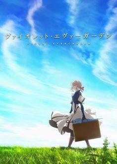 """$4.99 - Violet Evergarden Season 2018 Cute Moe Japanese Anime 19""""X14"""" Poster #ebay #Collectibles"""