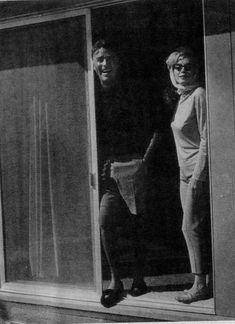 Marilyn Monroe 1962, Peter Lawford, Movies
