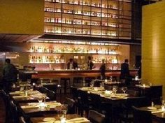 Sucre restaurant, Buenos Aires - Cool atmosphere.  Friendly service.  Argentinian fare.