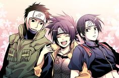 The Kabuto search team by Atori-X.deviantart.com on @DeviantArt