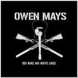 My buddy, Owen Mays--legendary songwriter.