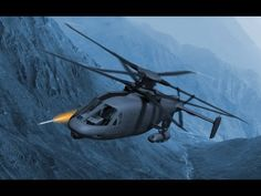 MOST ADVANCED US Military Attack Helicopter Sikorsky S 97 Raider First F...