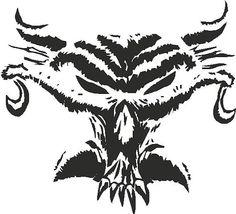 skull brock lesnar - Pesquisa Google