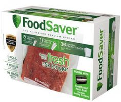 $2.00 OFF any 2 FoodSaver Bags or Rolls Coupon on http://hunt4freebies.com/coupons