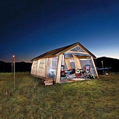 Ozark Trail 10 Person 24 X 17 Family Cabin Tent Camping