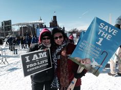 March For Life 2014 •SaveThe1.com #WhyWeMarch #TeamLife #Unborn #ProLife  #SaveThe1 #AllLivesMatter