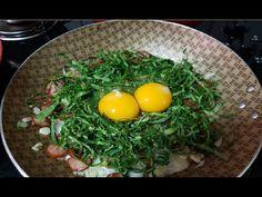 Breakfast, Youtube, Sauteed Kale, Feltro, Story Ideas, Homemade Food, Quick Recipes, Eggs, Top Recipes