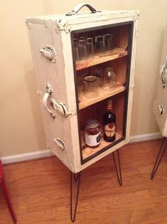 Steamer Trunk Bar