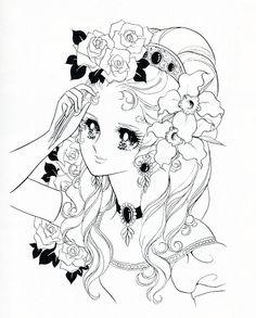 Riyoko Ikeda Marie Antoinette