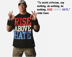 John Cena Quotes & Sayings Images Motivational Inspirational Lines, John cena quotes on wwe wrestling life gym hardwork education success money hate america
