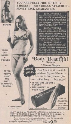 Body Beautiful - the question is just how do those pounds come off.....