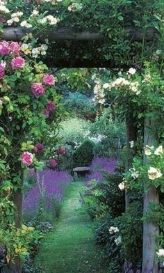 Cottage Garden Ideas to Create Perfect Spot A cottage garden's greatest appeal is that it seems to lack any conscious design. But even a cottage garden needs to be controlled. Some of the most successful cottage gardens start with a… Continue Reading → Dream Garden, Garden Art, Garden Drawing, Garden Of Eden, Garden Tips, Herb Garden, Indoor Garden, Garden Paths, Garden Projects