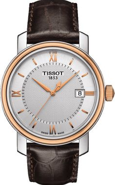 Tissot Watch Bridgeport #basel-15 #bezel-fixed #bracelet-strap-leather #brand-tissot #case-depth-8-64mm #case-material-gold-pvd #case-width-40mm #date-yes #delivery-timescale-call-us #dial-colour-silver #gender-mens #luxury #movement-quartz-battery #new-product-yes #official-stockist-for-tissot-watches #packaging-tissot-watch-packaging #style-dress #subcat-t-classic #supplier-model-no-t0974102603800 #warranty-tissot-official-2-year-guarantee #water-resistant-50m