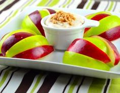 Toffee Dip with Apples. Photo by May I Have That Recipe