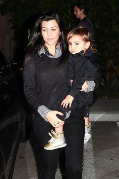 Kourtney Kardashian - Hot Mom on a Mission...