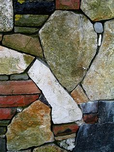 A stone is ingrained with geological and historical memories. ~ Andy Goldsworthy