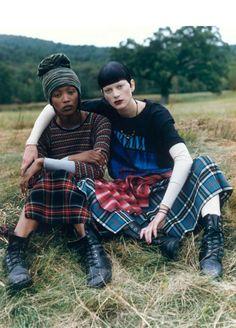 Vogue Grunge 1992