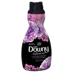 Downy&@174; Infusions™ Lavender Serenity™ Liquid Fabric Conditioner 41 Oz : Target