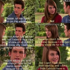 the secret life of the american teenager ricky and amy