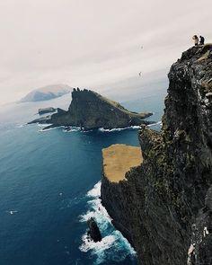 "2,911 Likes, 2 Comments - Taguj #dnescestujem (@dnes_cestujem) on Instagram: ""regram @michal.haviar Dragon's teeth #faroe #islands #faroeislands #faroeisland #visitfaroeislands…"""