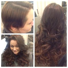 A dramatic hair extension before and after yes you can apply hair great length extensions before and after by wanda 856 751 2233 pmusecretfo Choice Image