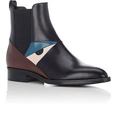 Fendi Buggies-Eye Chelsea Boots - Boots - 504564628