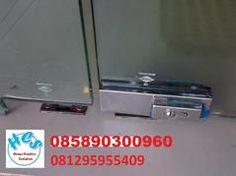 Jasa Service Kunci Pintu Kaca Murah Jakarta Selatan, Utara, Barat, Timur, Pusat