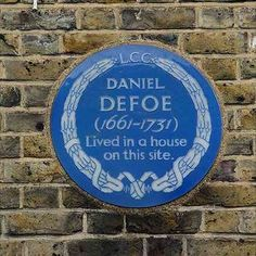 Plaque erected in 1932 by London County Council at 95 Stoke Newington Church Street, Stoke Newington, London London Borough of Hackney English Heritage, London Calling, English Countryside, Family History, Signage, How To Find Out, Walls, England, Street