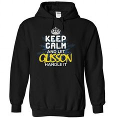 Keep Calm and Let GLISSON Handle It
