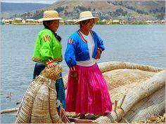 PERU Trajes típicos, via Flickr.